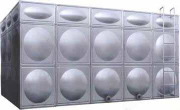 智能型箱泵一体化泵站SMC水箱专门设计 水箱功能