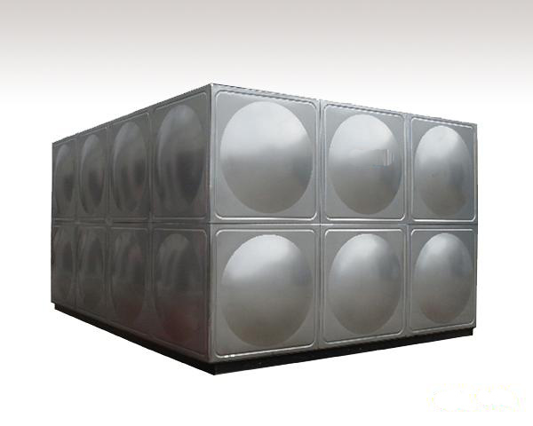 智能型箱泵一体化泵站不锈钢组合式水箱耐腐蚀性强 SMC水箱无毒、耐水