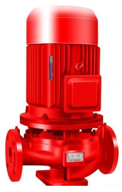 高压消防泵