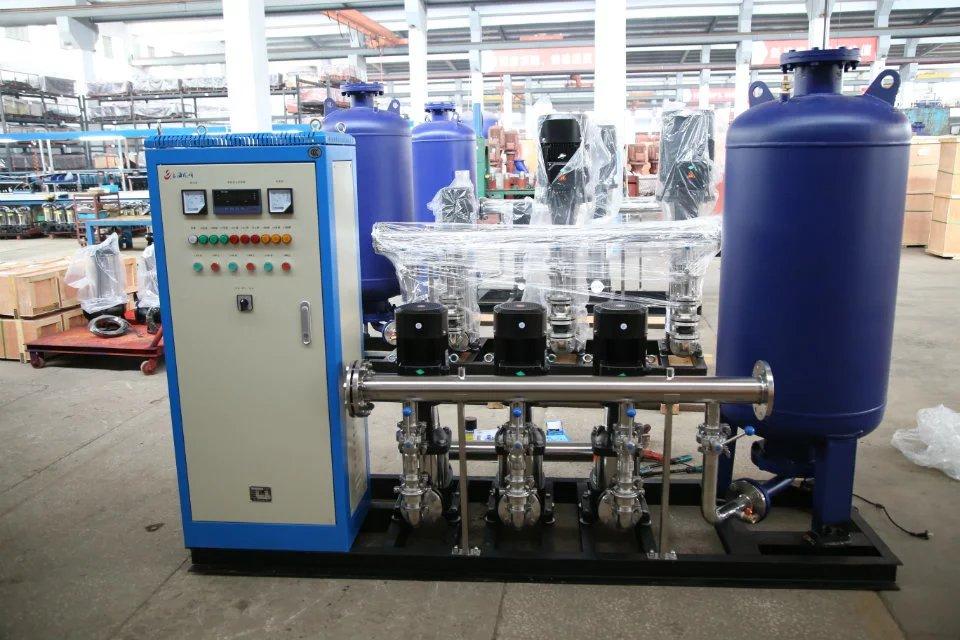 生活恒压供水成套设备