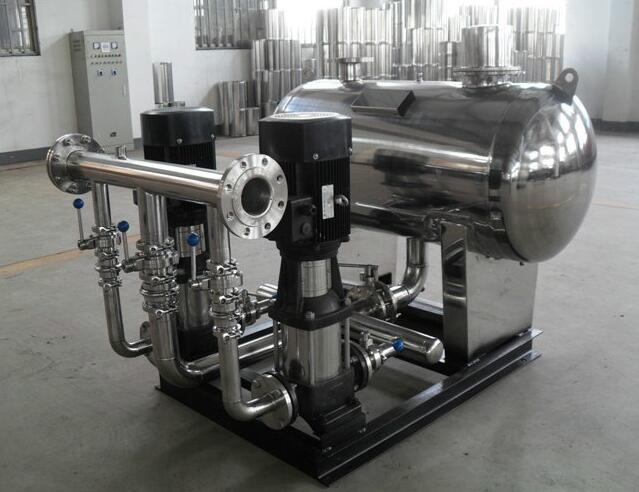 预制智能型箱泵一体化泵站消防水箱质量优 水箱使用寿命长