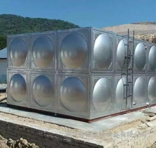 不锈钢方水箱