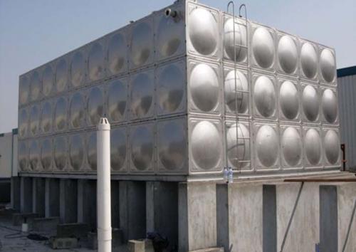 优质不锈钢生活水箱