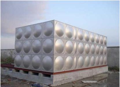 消防供水设备SMC水箱专门设计 消防水箱特点