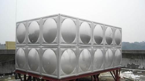 专业预制优质智能型箱泵一体化泵站厂家不锈钢焊接式常压水箱厂家 水箱的材料有哪些