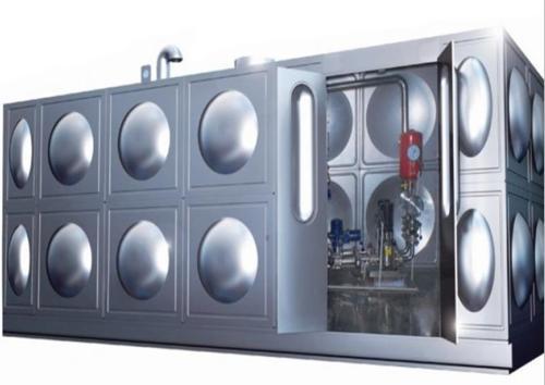 箱泵一体化不锈钢水箱