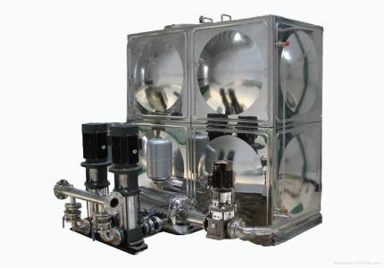 箱泵一体化消防水箱