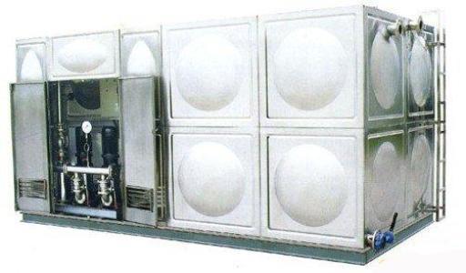 智能箱泵一体化水箱