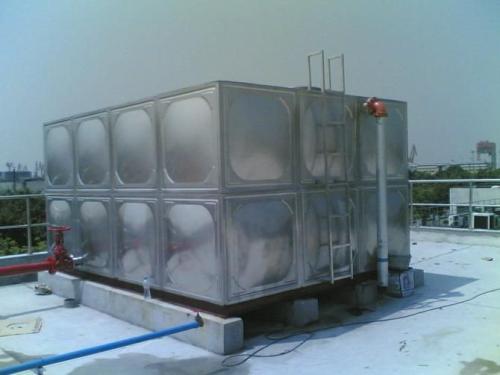 不锈钢方形组合水箱