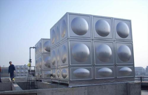 定制不锈钢组合水箱