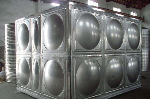 组合式不锈钢给水箱