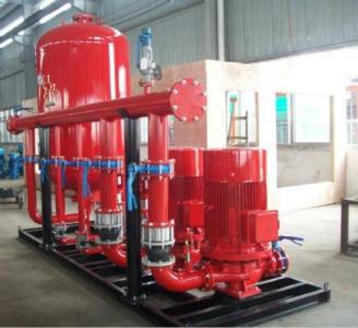 消防变频供水设备