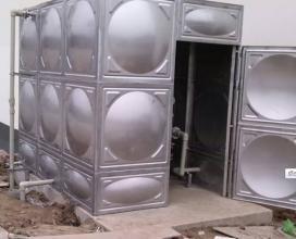 新型智能型箱泵一体化泵站