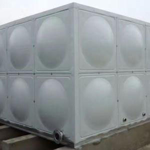 箱泵一体化给水泵站