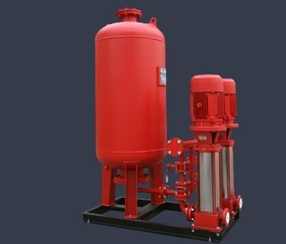 固定消防供水设备