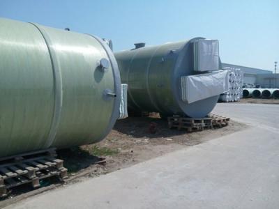一体化预置泵站
