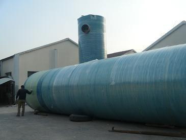 雨水一体化预制泵站