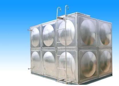 不锈钢焊接常压水箱
