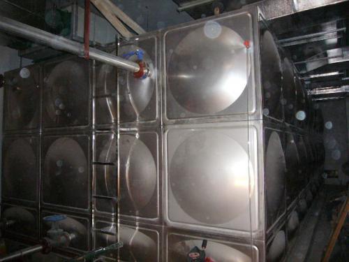 不锈钢焊接式水箱