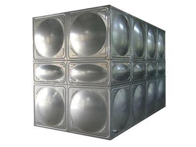 不锈钢水箱组合焊接箱