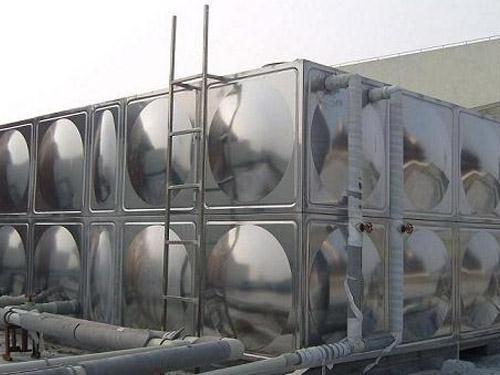 不锈钢组合焊接水箱