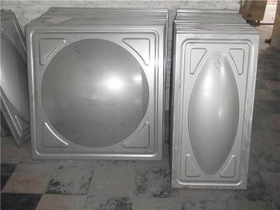 智能型箱泵一体化泵站球形水箱设计加工 球形水箱抗裂