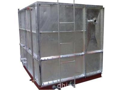 定制不锈钢焊接水箱