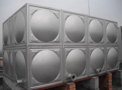 组合焊接不锈钢水箱
