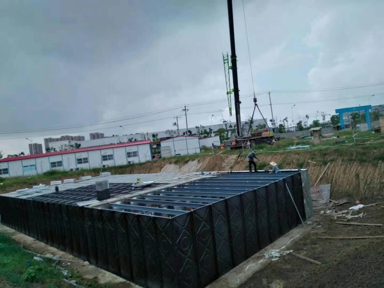 bdf地埋式不锈钢水箱