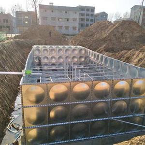 不锈钢地埋水箱