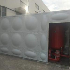 智能箱泵一体化泵站