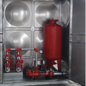 智能箱泵一体化生活泵站
