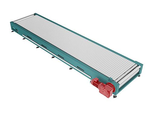 重型链板输送机