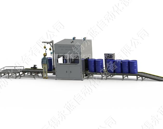 无锡液体灌装机