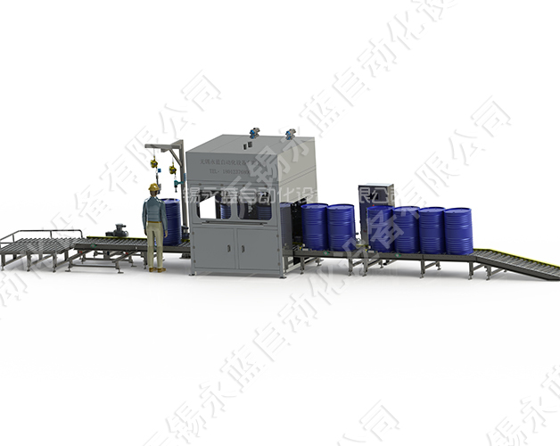 無錫液體灌裝機