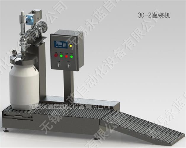 蘇州液體灌裝機