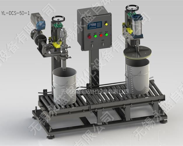 南通液体灌装机