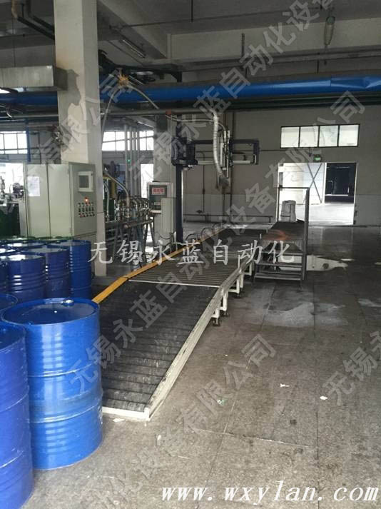 IBC吨桶灌装线