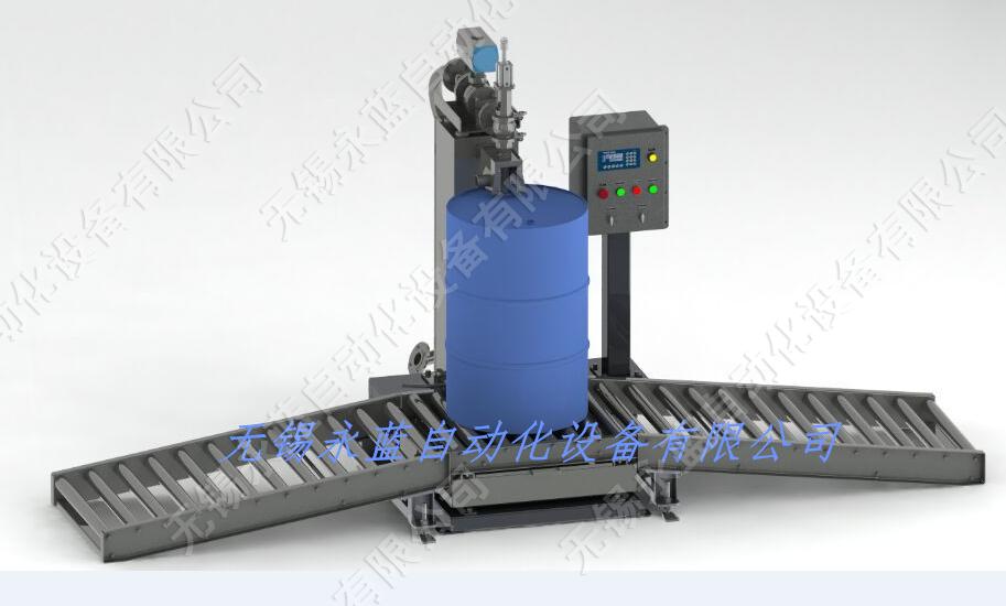 无锡半自动液体灌装机厂