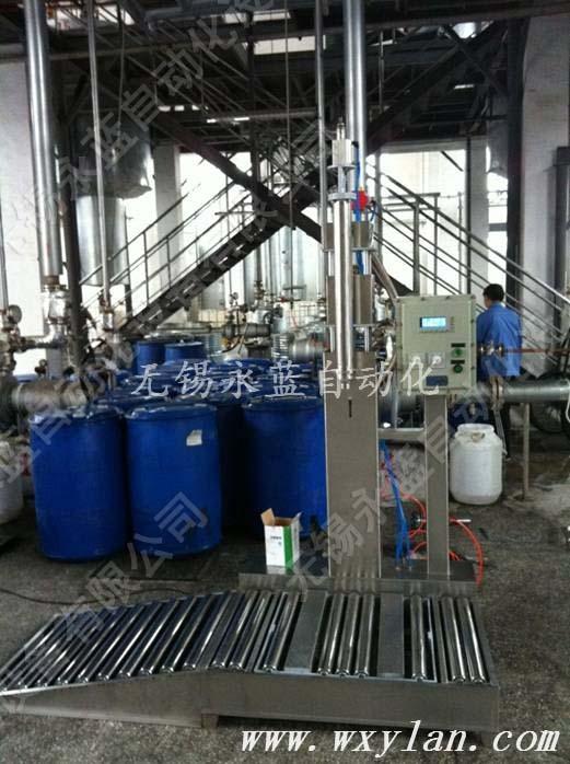 表面活性剂灌装机