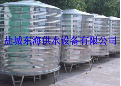 不锈钢圆柱型水箱