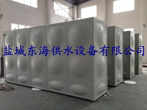 组合式不锈钢保温水箱