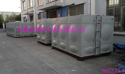 专业定制优质装配式水箱装配式不锈钢水箱适用广泛 地埋式水箱整洁美观
