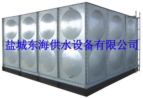 装配式无焊接水箱