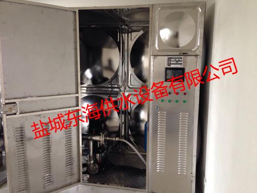 定制装配式水箱箱泵一体变频供水设备操作简单 一体变频设备使用范围广