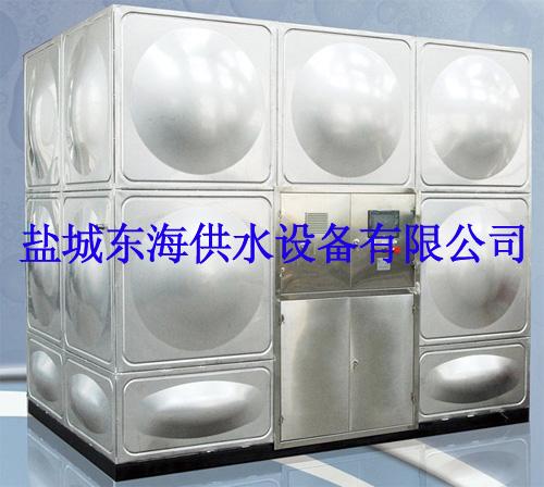 不锈钢水箱模具消防供应设备性能优异 消防供应设备供水稳定可靠