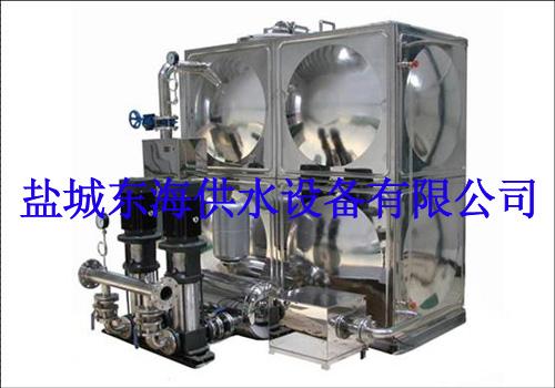 专业定制装配式水箱箱泵一体供水设备详细说明 无负压供水设备优点