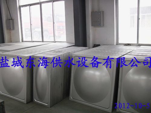 不锈钢水箱模压块制造