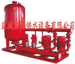 【技巧】东海消防供水设备优点 一体变频设备适用范围