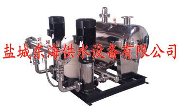 装配式水箱消防供应设备稳定可靠 箱泵一体供水设备优点